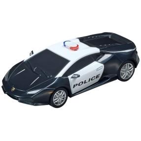 Carrera GO!!! - Lamborghini Huracán Police 64098