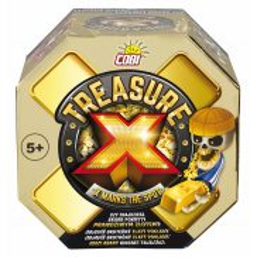 Treasure X - Figurka Łowca Skarbu Zestaw Pojedynczy 41500