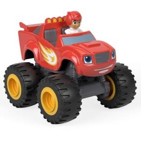 Fisher-Price Blaze - Metalowy samochodzik Blaze i AJ FHV24