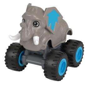 Fisher-Price Blaze - Metalowy samochodzik Elephant Truck FHV27