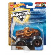 Hot Wheels Monster Jam - Superterenówka Zombie Hunter FLX32