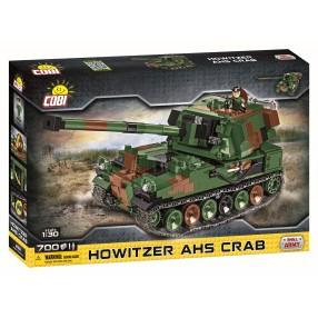 COBI Small Army - Samobieżna armatohaubica Howitzer AHS CRAB 2611