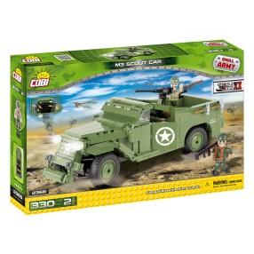 COBI Small Army - Transporter opancerzony M3 Scout 2368