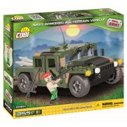 COBI Small Army - NATO Armored All-Terrain Vehicle - Camo Green 24304