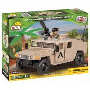 COBI Small Army - NATO Armored All-Terrain Vehicle - Desert Deployment 24305