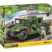 COBI Small Army - NATO Armored All-Terrain Vehicle - Jungle Deployment 24306