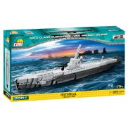COBI Historical Collection - Gato Class Submarine USS Wahoo/SS-238 4806
