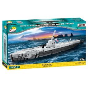 COBI Small Army - Gato Class Submarine USS Wahoo/SS-238 4806