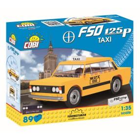 COBI Youngtimer - FSO Fiat 125P Taxi 24547