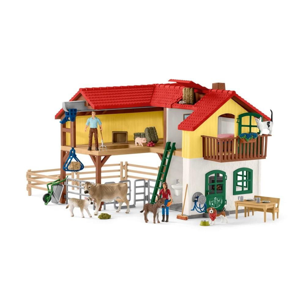 Schleich - Duża Farma 42407