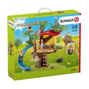 Schleich - Domek przygód na drzewie 42408