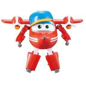 Super Wings - Figurka Flip transformująca z samolotu w robota 720221