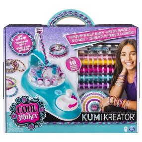 Spin Master - Cool Maker Kumi Kreator Maszynka do Tworzenia Bransoletek 20090589