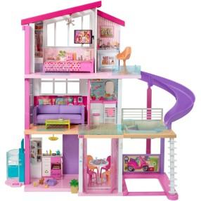 Barbie - Idealny domek dla lalek Dźwięk Światło FHY73