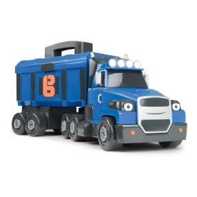 Smoby Bob Budowniczy - Duża Ciężarówka z walizką i narzędziami Two Tons 360168