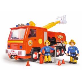 Simba - Strażak Sam Wóz strażacki Jupiter 2.0 Światło Dźwięk + 2 figurki 9251036
