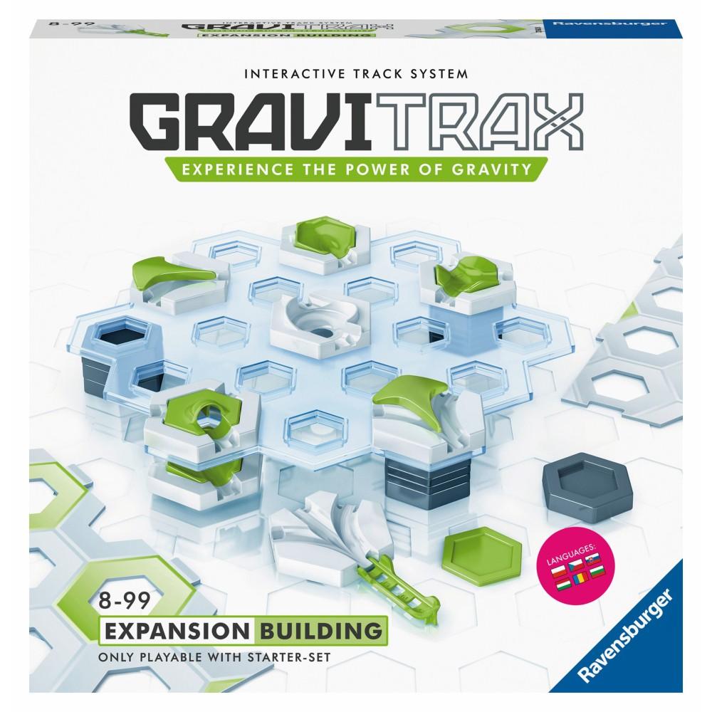 Ravensburger - GraviTrax Zestaw uzupełniający - budowle 275113
