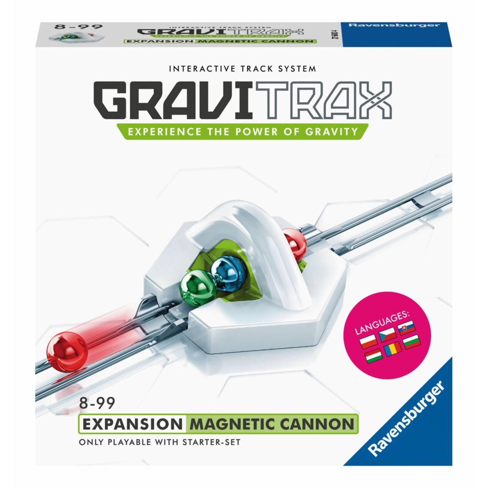 Ravensburger - GraviTrax Zestaw uzupełniający - magnetyczna armatka 275106