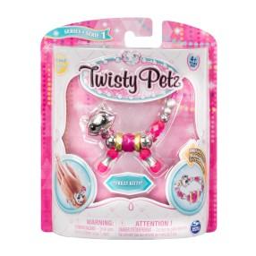 Spin Master Twisty Petz - Bransoletka Zwierzak Frilly Kitty seria 1 20104527