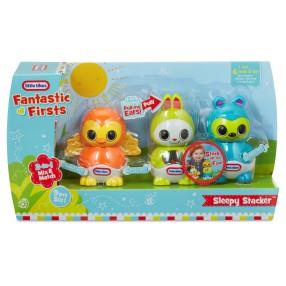 Little Tikes Fantastic Firsts - Śpiące zwierzątka 2w1 646881
