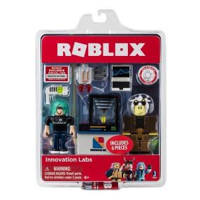 Roblox - Figurki Zombiologist i Madattak 2-Pak Innovation Labs 10742