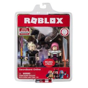 Roblox - Figurki Aeron i Sakura 2-Pak Swordburst Online 10744