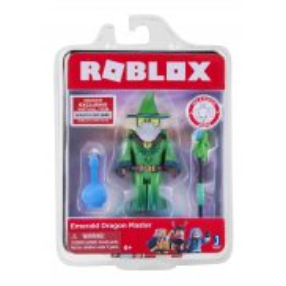 Roblox - Figurka Emerald Dragon Master 10718