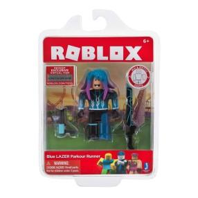 Roblox - Figurka Blue LAZER Parkour Runner 10714