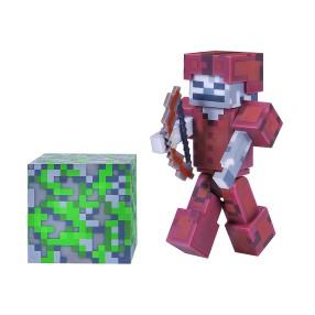 Minecraft - Figurka Szkielet w skórzanej zbroi 16487