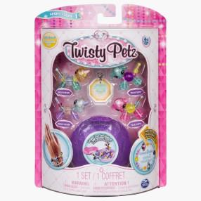 Spin Master Twisty Petz - Mini Bransoletki ze szkatułką Jednorożce i Pieski seria 1 20103017