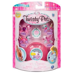 Spin Master Twisty Petz - Mini Bransoletki ze szkatułką Jednorożce i Pandy seria 1 20103020