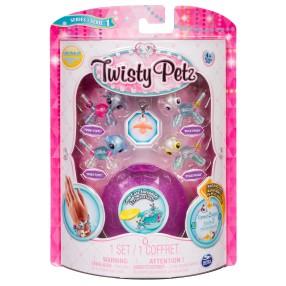Spin Master Twisty Petz - Mini Bransoletki ze szkatułką Pieski i Pandy seria 1 20103016