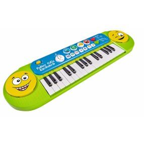 Simba - Zabawny Keyboard z buźkami 6834250