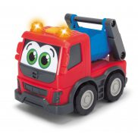 Dickie Happy - Volvo FMX Ciężarówka kontenerowa Światło Dźwięk 3811006 B