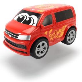 Dickie Happy - VW T6 Squeezy Pizza Service czerwony 3811003 A
