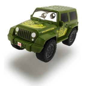 Dickie Happy - Jeep Wrangler Squeezy zielony 3811001 C