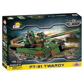 COBI Small Army - Czołg PT-91 Twardy 2612
