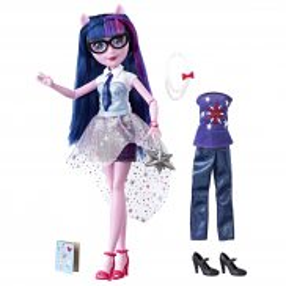 My Little Pony Equestria Girls - Modne lalki Lalka Twilight Sparkle E2745