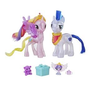 My Little Pony - Zestaw Książęca Rodzina kucyk Cadence i Shining Armor E4034