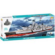 COBI World of Warships - Battleship Bismarck 3081