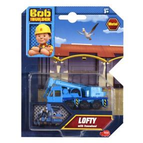 Dickie Bob Budowniczy - Metalowy pojazd dźwig Lofty 1:64 3131012 B