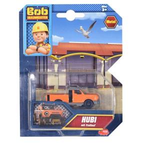 Dickie Bob Budowniczy - Metalowy pojazd terenówka Tread 1:64 3131012 H