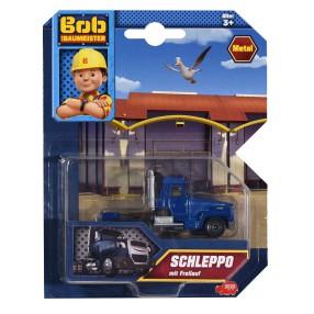 Dickie Bob Budowniczy - Metalowy pojazd ciężarówka Two Tonne 1:64 3131012 G
