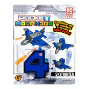 "Pocket Morphers - Figurka ""4"" Pojazd Skyfighter 6877"