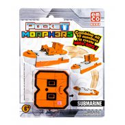 "Pocket Morphers - Figurka ""8"" Pojazd Submarine 6881"