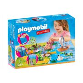 Playmobil - Play Map Kraina wróżek 9330