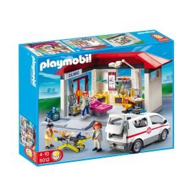 Playmobil - Pogotowie ratunkowe 5012