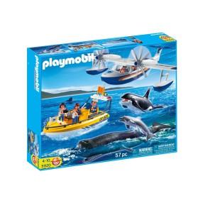 Playmobil - Badacze wielorybów 5920