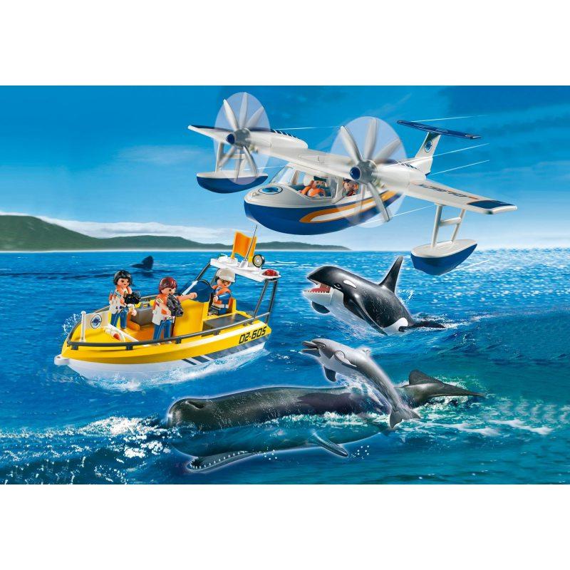 PLAYMOBIL 5920 Badacze Wielorybów (39303)
