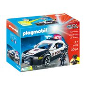 Playmobil - Samochód policyjny 5673